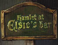 Stage Show Hamlet