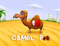 Camel poo
