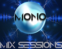 Mono Mix sessions logo