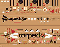 Visual Branding Torpedo Powerful sandwiches TM