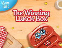 The Winning Lunch Box