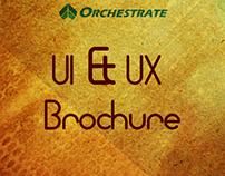UI & UX Brochure