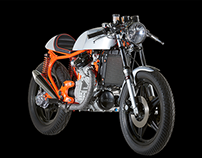 CX500 CafeRacer made by aw-classics.at