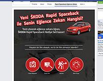 Škoda Facebook App