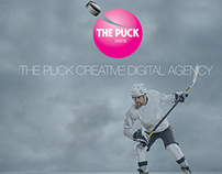 THE PUCK DIGITAL AGENCY WEBSITE