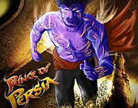 Prince of Persia : Digital Paint