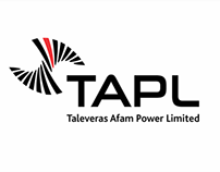 TALEVERAS AFAM POWER LOGO DESIGN