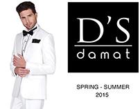 D'S Damat SS15 Lookbook