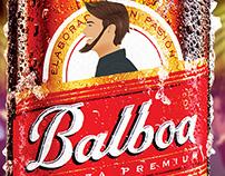 """Cerveza Balboa """"Orquesta"""""""