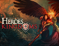 Might & Magic - Heroes Kingdoms