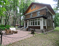 Private house in Moscow