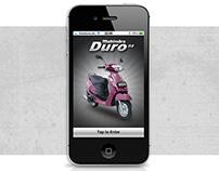WAP Design - Mahindra Duro DX - 2011