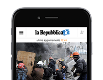 Repubblica.it Mobile