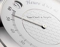 Van Cleef & Arpels : Heure d'ici, Heure d'ailleurs