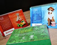 Calendário Rotaract / Apama 2015