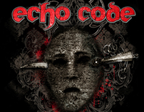 Echo Code Band T-shirt