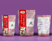 Arvai Brand - Packaging