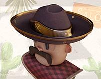 OneEyed Bandit