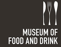 Museum of Food and Drink: Logo Exploration