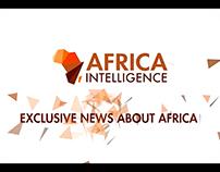 Motion Design : Africa Intelligence