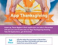 Guild App Thanksgiving Flyer