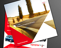 Toyota B2B Brochure