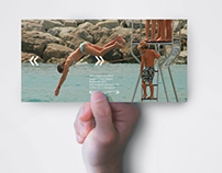 City Identity Design — Lavagna (Genoa, Liguria, Italy)