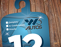 W3 Autos - Mídia Retrovisor Veículos