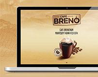 Cafe Breno Website