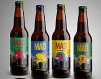 Mad Night | Identidade e Embalagem