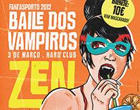 Baile dos Vampiros 2012