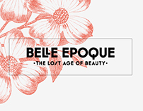 BRANDING OF BELLE EPOQUE, new beauty products