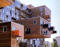 Libro para el estudio de arquitectura MVRDV