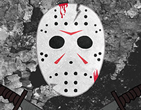 Friday the 13th / FAN ART