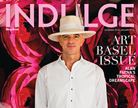 Retouch & Color Correct The Indulge Magazine