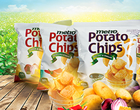 Metro Potato Chips