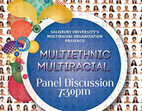 Multiracial Panel Discussion