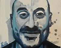 Quick Acrylics Portrait