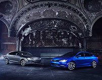 2015 Chrysler 200C & 200S