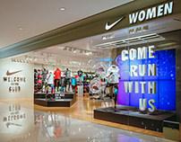 Nike | Nike Women store @ IAPM mall | Shanghai, China