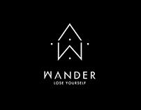 Wander - Logo