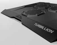 TURBILLION - laptop cooler