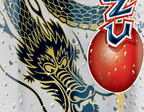 Sun Tzu Energy Drink Packaging