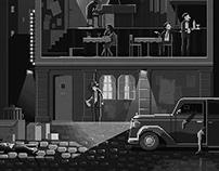 Scene #11: Night Club