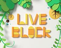 LIVE BLOCK - Interactive block design