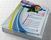 Multi-Purpose Business Flyer Template
