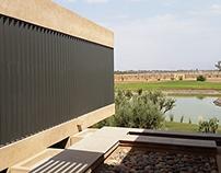 Villa B in Amelkis, Marrakech - Morocco