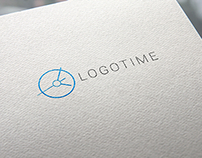 Logotime - my own brand redesigned