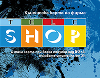 Teleshop Plastic Cards
