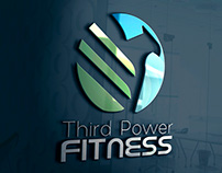 Third Power FITNESS - Logo Design